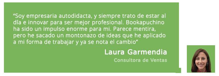 Testimonio de Laura Garmendia